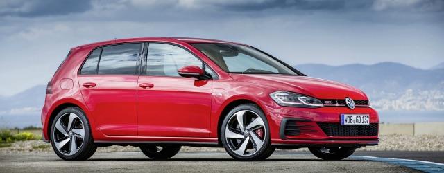 Volkswagen Golf la più amata dagli italiani