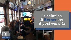 Berner: nuove soluzioni per il post-vendita - videointervista