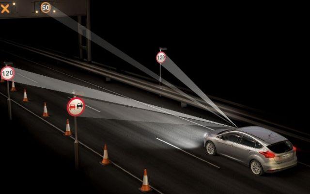 Come funziona il Traffic Sign Recognition