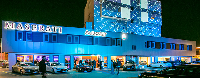 Gruppo Autostar concessionaria Maserati a Udine