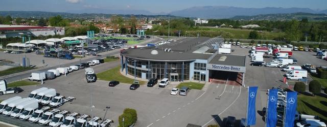 Concessionaria Mercedes Carraro