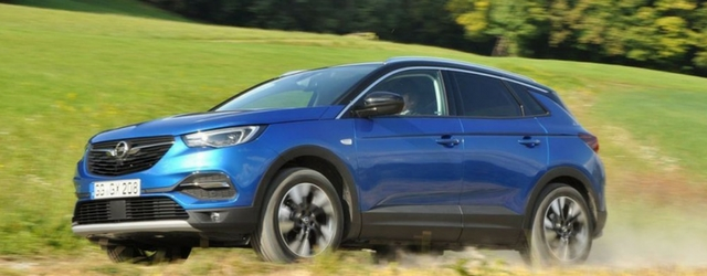 Crash test Euro NCAP: Opel Grandland X