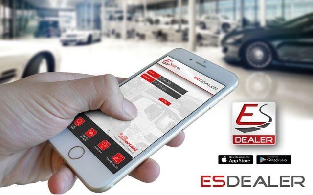 EScargo lancia l'app EsDealer