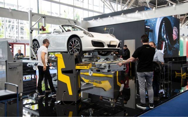 Nuove officine per le auto elettriche, tecnologia e adas