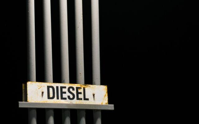 Quota di mercato dell'usato diesel a ottobre 2019