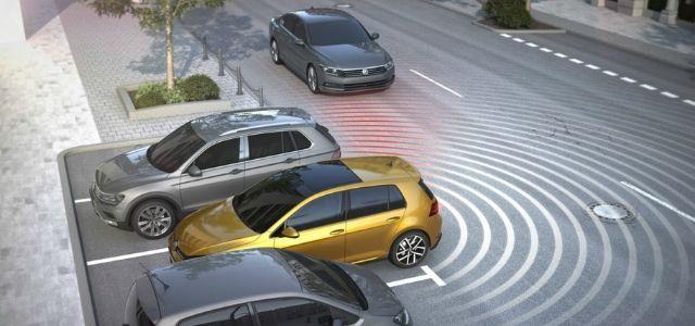 Rear Cross Traffic Alert, l'adas per rilevare il traffico