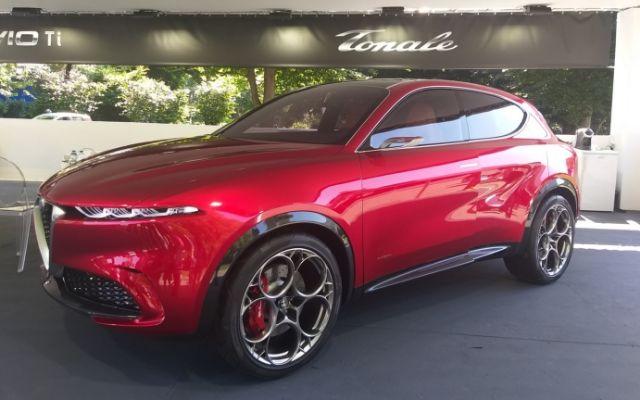 Salone Auto Torino 2019: in anteprima Alfa Romeo Tonale