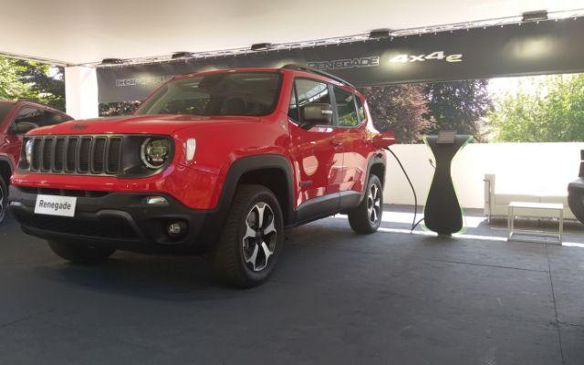 Salone Auto Torino 2019: in anteprima Jeep Renegade Ibrida Plug-in