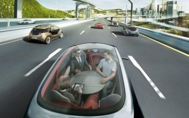 TUV SUD per stabilire lo standard dei veicoli a guida autonoma