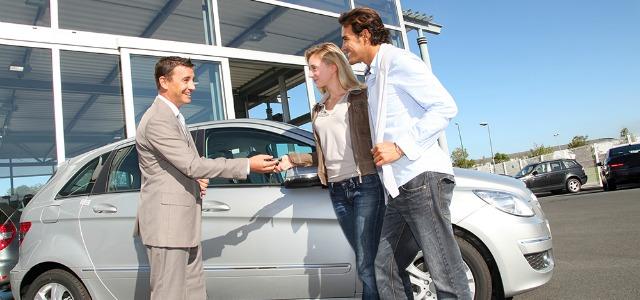 concessionari vendita dell'auto