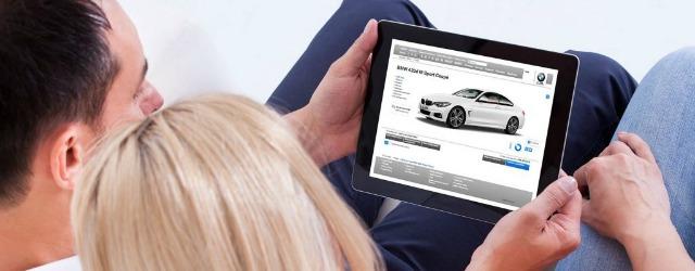 Acquisto dell'auto online