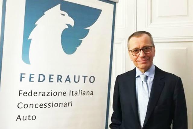 Adolfo De Stefani Cosentino Federauto