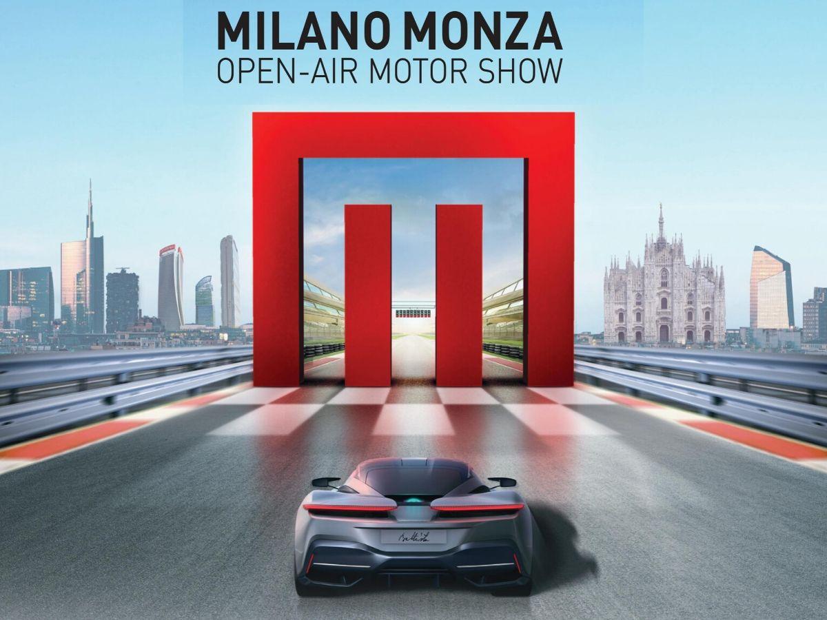 Milano Monza Open-air Motor Show: dal 29 ottobre all'1 novembre 2020