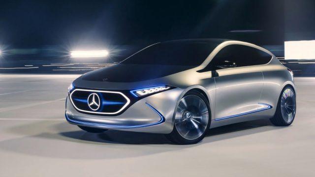 Novità elettriche 2020: Mercedes EQA