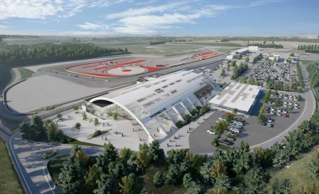 Porsche Experience Center Franciacorta 2021