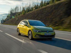 Volkswagen Golf è tra le auto preferite dagli italiani