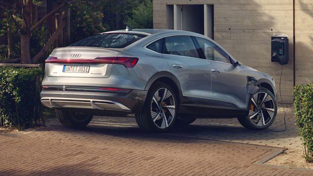 Novità elettriche 2020: Audi e-tron Sportback