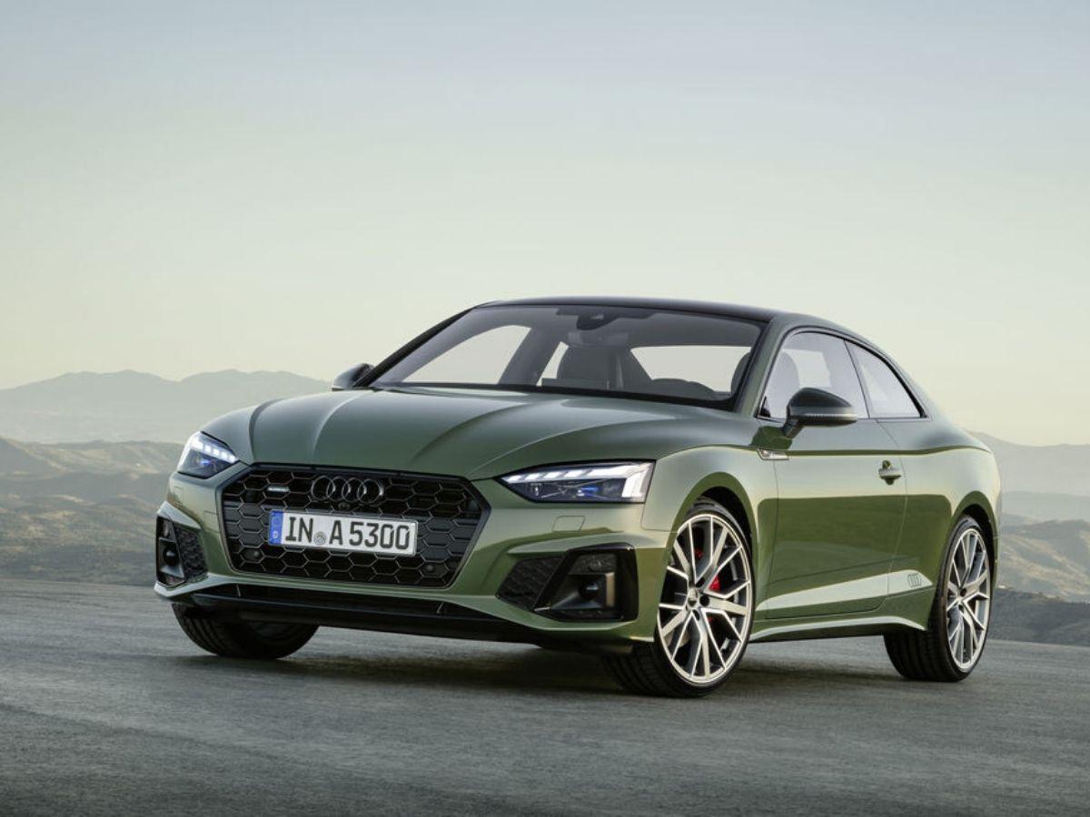 Nuova Audi a5 mild hybrid