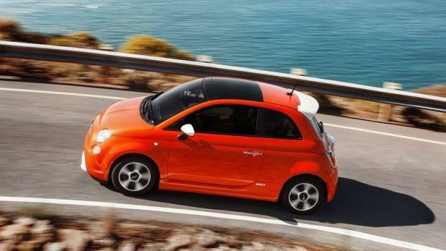 Novità elettriche 2020: Fiat 500 elettrica