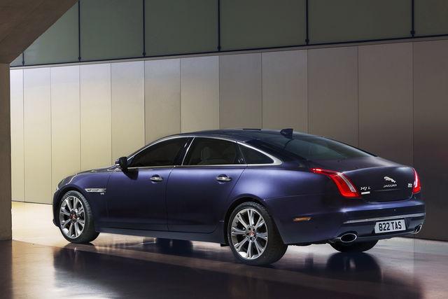 Novità elettriche 2020: Jaguar XJ