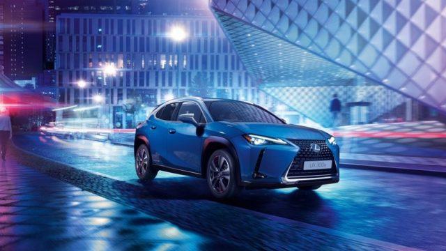 Novità elettriche 2020: Lexus UX elettrica