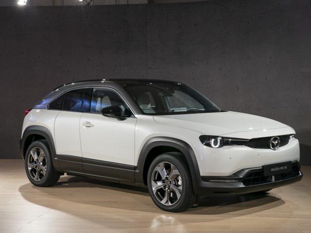 Novità elettriche 2020: Mazda MX-30