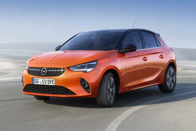 Novità elettriche 2020: Opel Corsa-e