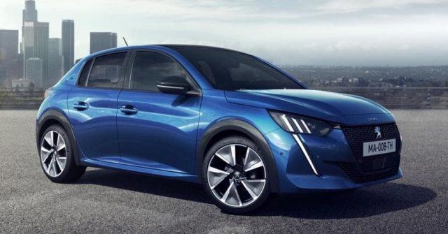 Novità elettriche 2020: Peugeot e-208
