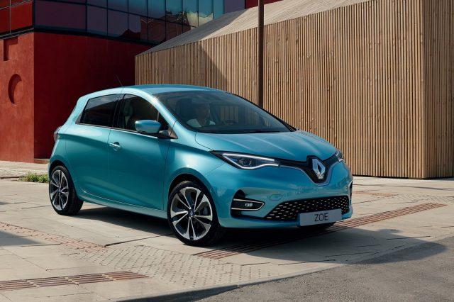 Novità elettriche 2020: Renault Zoe