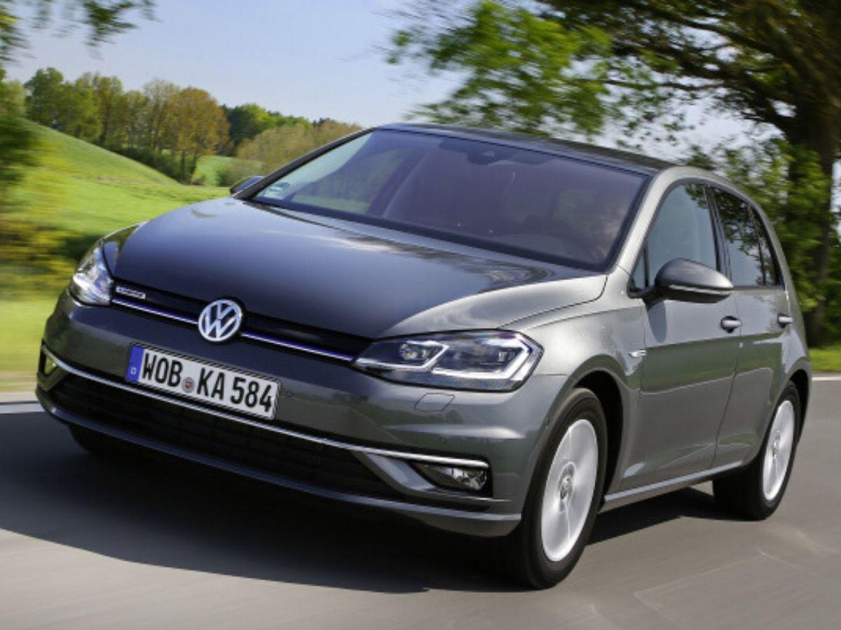 Volkswagen Golf è l'auto preferita dagli italiani