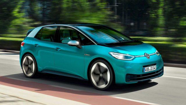 Novità elettriche 2020: Volkswagen ID.3