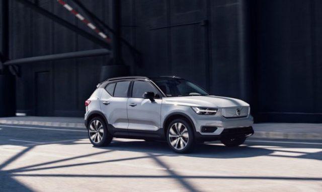 Novità elettriche 2020: Volvo XC40 Recharge
