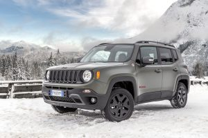 Nuova Jeep Renegade MY18