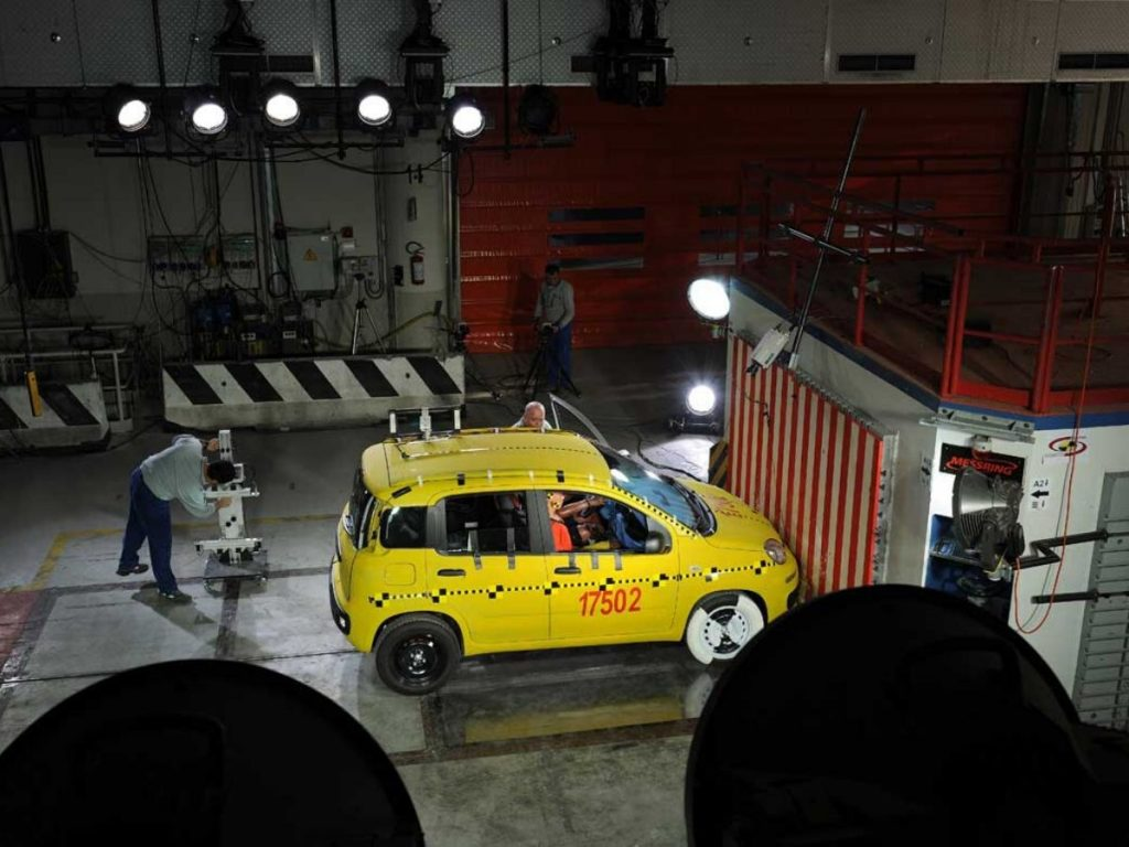 Il Centro Sicurezza FCA tocca quota 20mila Crash Test
