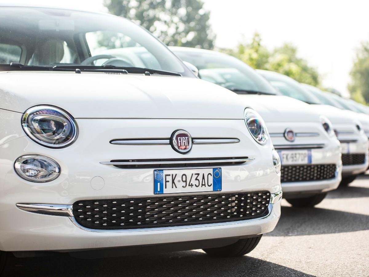 Fiat 500 fusione FCA-PSA