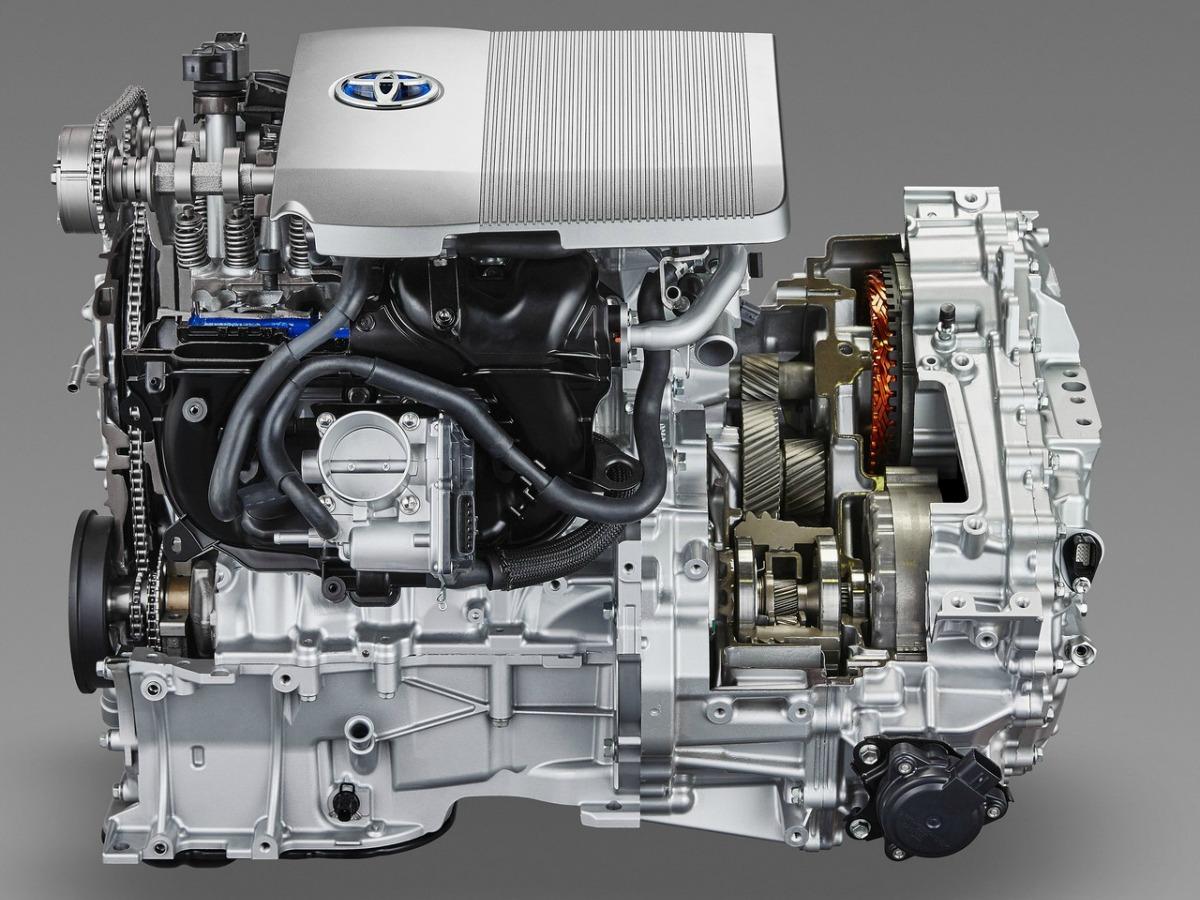 Motori ibridi Toyota
