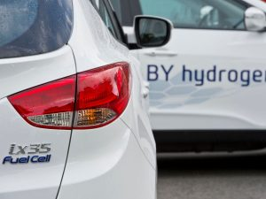 Auto a idrogeno: Hyundai IX35