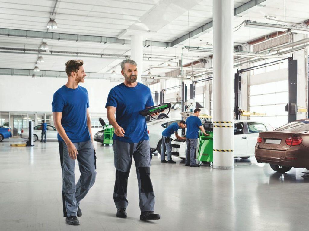 Digitalizzazione e connettività: ecco le nuove soluzioni di Bosch per le officine
