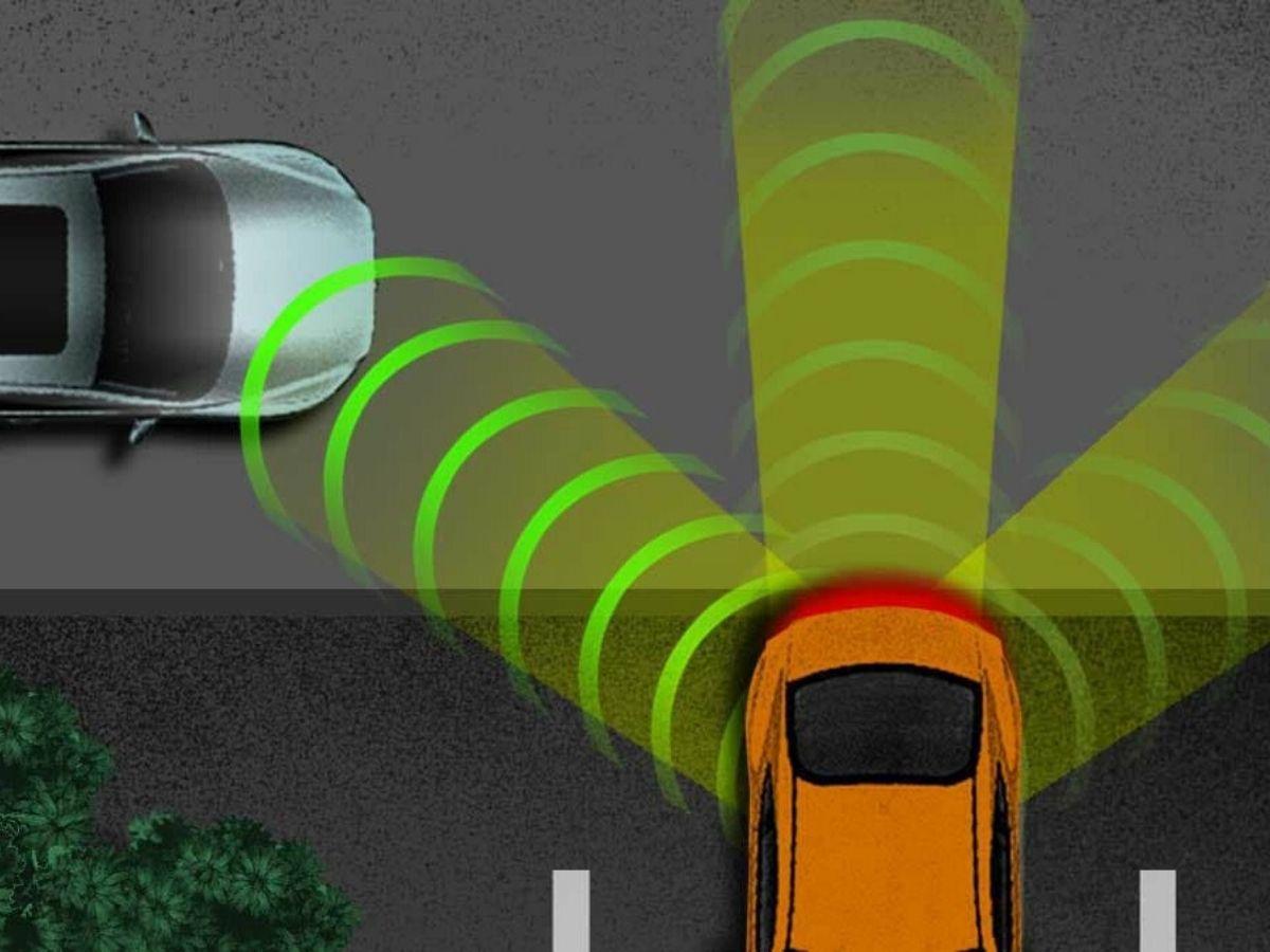 Il rear cross traffic alert è molto utile nelle manovre di parcheggio