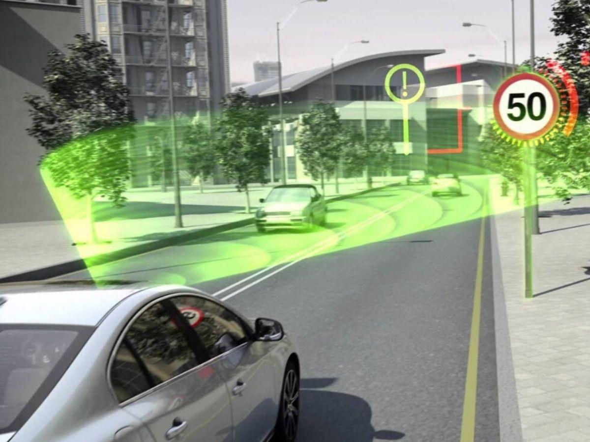 Come funziona il traffic sign recognition?