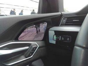 Specchietti retrovisori digitali: ecco come funzionano