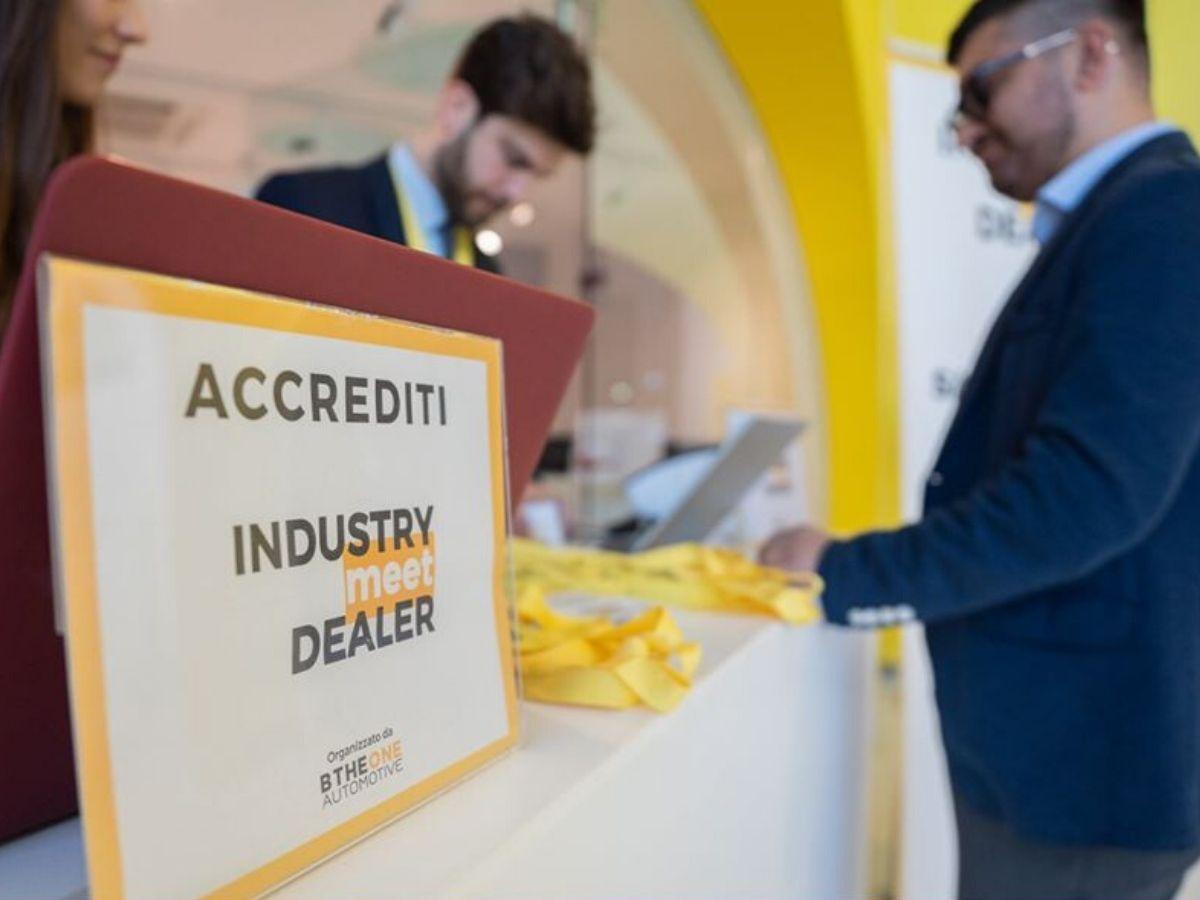 Industry Meet Dealer: il nuovo evento di BtheOne fa tappa a Modena