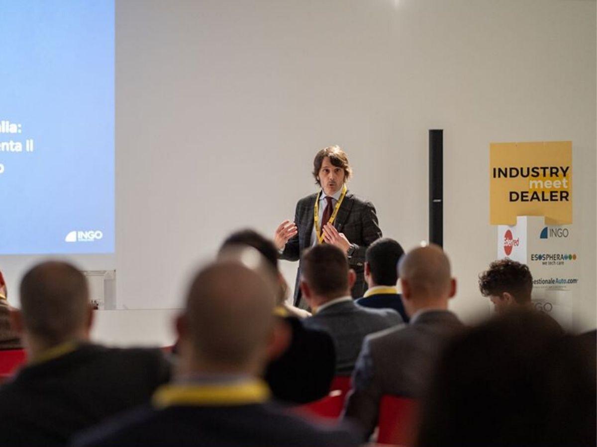 Industry Meet Dealer: la prima tappa a Modena dell'evento BtheOne