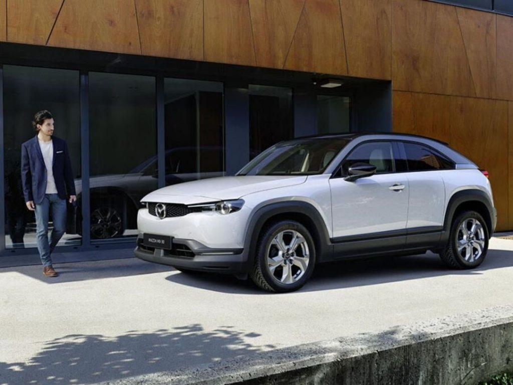 Mazda MX-30 e-Talks: tappa OverDrive Milano