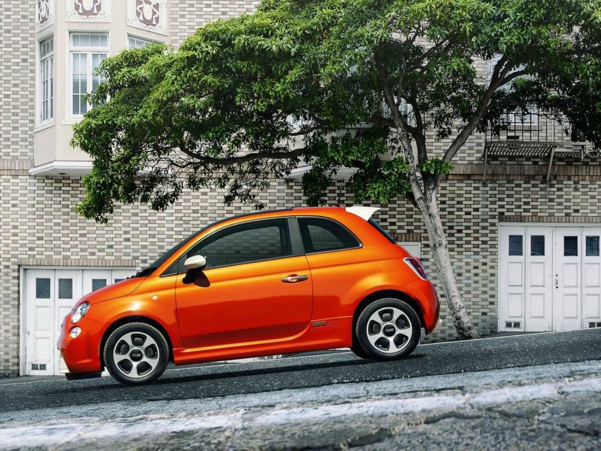 nuova Fiat 500 elettrica Salone di Ginevra 2020