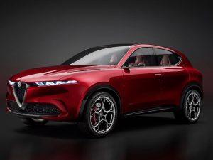 La nuova Alfa Romeo Tonale