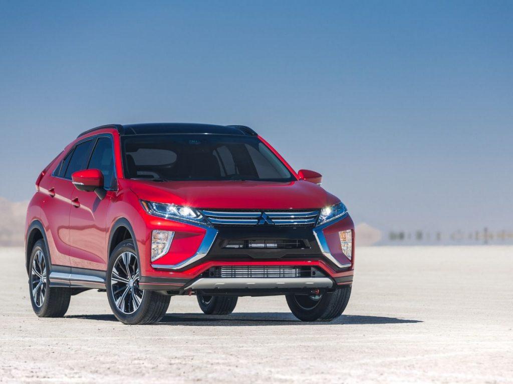 Nuova Mitsubishi Eclipse Cross 2018: il Suv coupé arriva in concessionaria il 20-21 gennaio