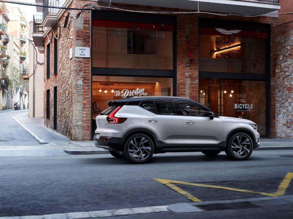 Nuova Volvo XC40, nuove opportunità per i concessionari, dalla vendita all'assistenza