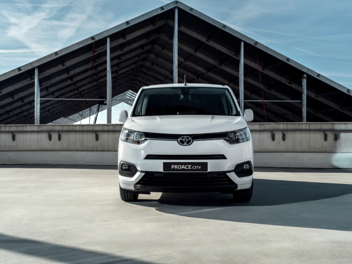 nuovo Toyota Proace City