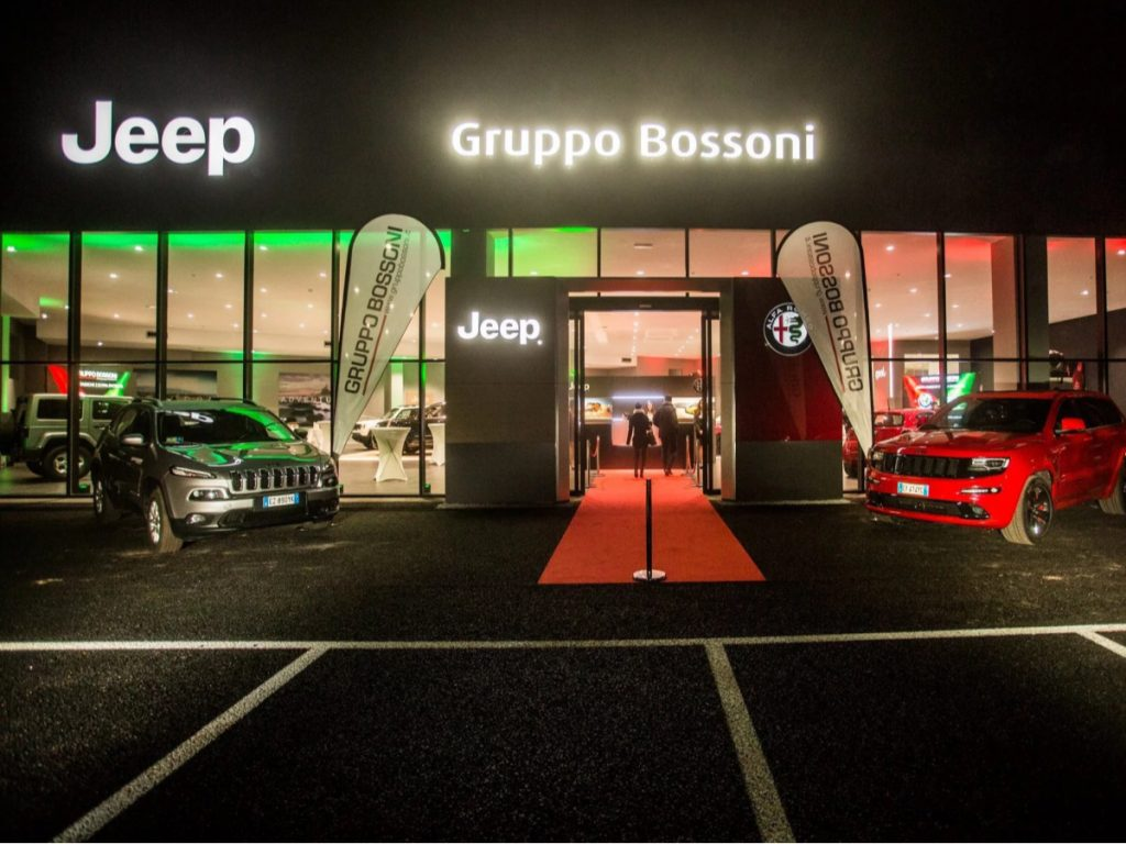 Bossoni HomeDemand: la vendita dell'auto si sposta on-line